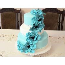 БСВ 789 Торт свадебный со вкусом