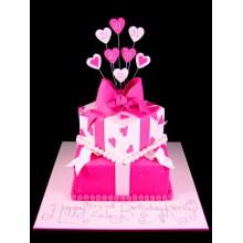 ПР 441 Торт большой подарок