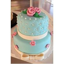 см 551 торт сказочные цветы