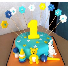 ДТ 019 торт для малышей