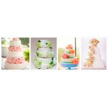 СВ 088 Торты свадебные красивые