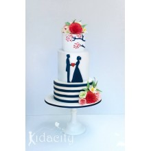 БСВ 02 Торт свадебный