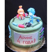 ДТ 011 Торт фиксики