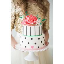РМ 598 Торт нежный романтичный