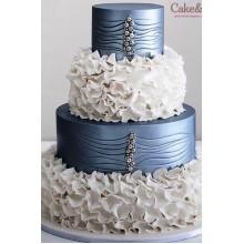 БСВ 012 Торт свадебный