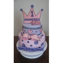 ДТ 165 Торт для принцесс