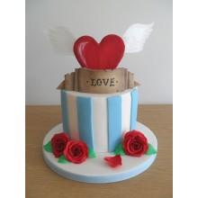РМ 042 Торт для влюбленных