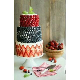 ФРТ 222 Торт фруктовый