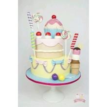 ДТ 522 Торт сладости