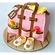 ДТ 061 Торт приданое новорожденной девочки