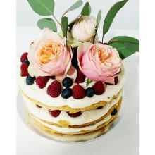 ГТ 32 Торт голый с розами