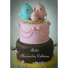ДТ 558 Торт птенчики