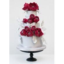 БСВ 06 Свадебный торт с розами