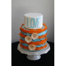 СВ 0087 Торт красивее цвета