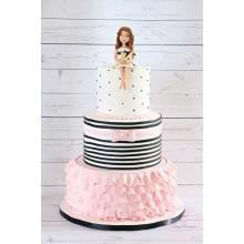 РМ 098 Торт модница