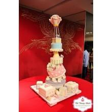 ДТ 617 Большой праздничный детский торт