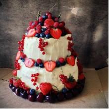 ФРТ 2 торт ягодный