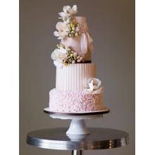 БСВ 263 Торт свадебный нежный и роскошный
