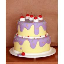 ДТ 001 Торт мультяшный