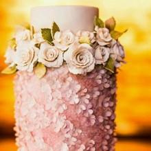 РМ 23 Торт  роскошные розы