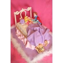 ДТ 8888 Торт спящая красавица
