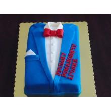 ПР 544 Торт рубашка