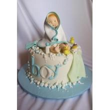 СМ 321 Торт с младенцем