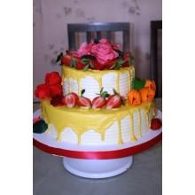 ФРТ 35 Торт фруктовый