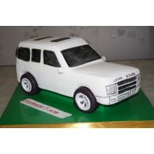 ПР 001 Торт автомобиль