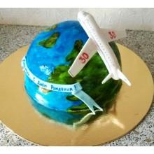 ПР 006 Торт путешествие