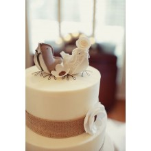 БСВ 333 Торт свадебный с голубями
