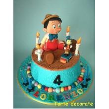 ДТ 228 Торт Пинокио