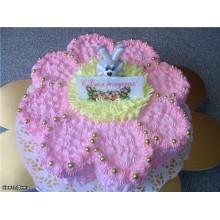 ПР216 Торт цветочек