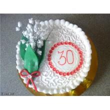 ПР 227 Торт с ландышами