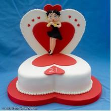 ДТ 050 Торт для девушки