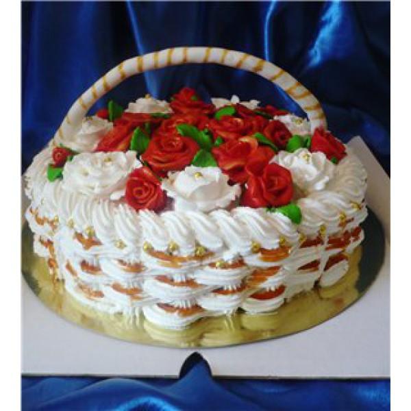 Украшение тортов, корзиночек с фотографиями