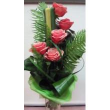Ц-3 Розы розовые