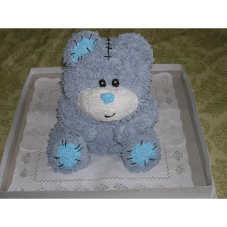 ПР 278 Торт мишка Тедди