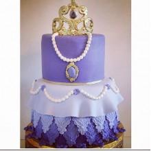РМ 002 Торт для юных принцесс