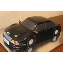 ПР 261 Торт крутя машина BMW (черная)