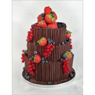 ФРТ 11 Торт вкусный с фруктами