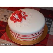 РМ 5 Торт с цветочком
