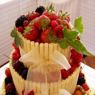 ФРТ 4 Торт праздничный сочные фрукты