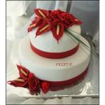 СВ 091 Торт с красными калами
