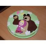 ДТ 070 Торт Маша и медведь