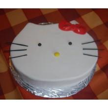 """АТ 16 Торт со скидкой """"hello kitti"""""""