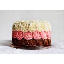 СВ 068 Торт с розами
