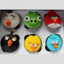 МФ-15 Капкейки Angry Birds