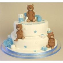 ДТ 091 Торт с медвежатами