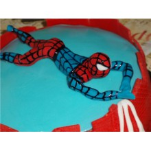 ДТ 067 Торт с человеком пауком.